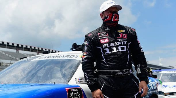 Jeffrey Earnhardt Places 16th At Pocono Raceway.jpg
