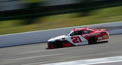 Myatt Snider earns first career top-five spot with fourth-place finish at Pocono Raceway