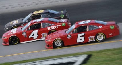 Jesse Little finishes 14th at Kentucky Speedway