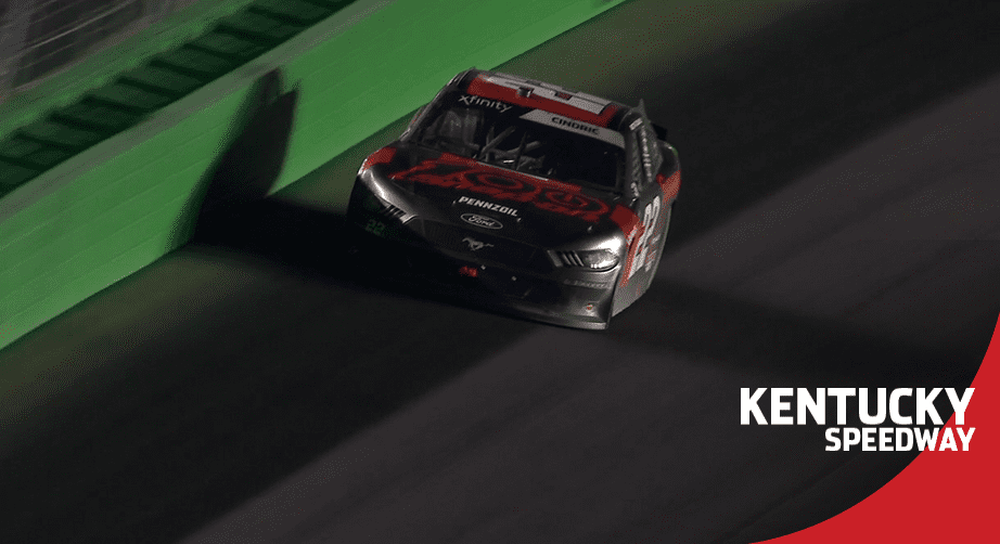 Austin Cindric seeing double in Kentucky