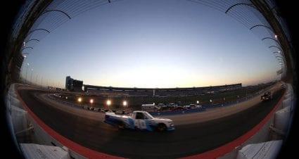 Ryan Truex finishes 13th at Texas Motor Speedway