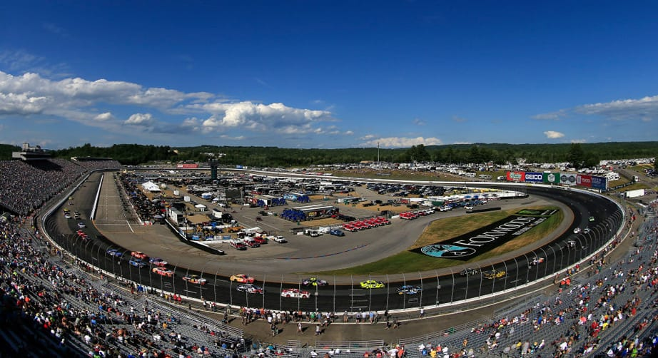 nascar betting odds new hampshire