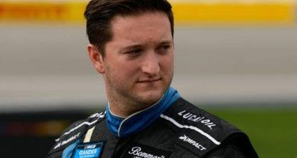Jordan Anderson finishes 15th at Kansas Speedway