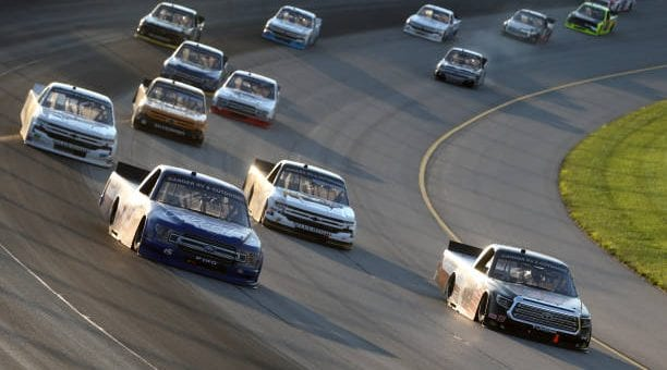 Tanner Gray Earns First Career Top Five Spot With Third Place Finish At Michigan International Speedway.jpg
