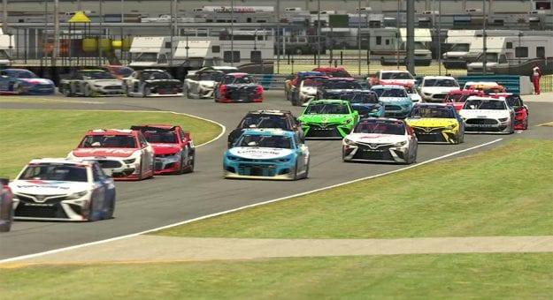 Daytona Road Course Iracing