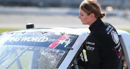 Jennifer Jo Cobb prides herself on 'longevity' after 200 Gander Truck Series career starts