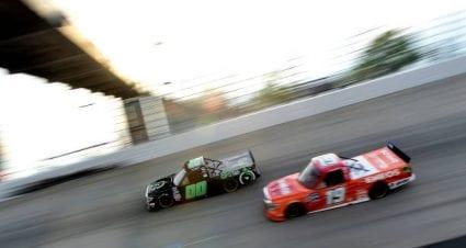 Derek Kraus finishes 10th at Dover International Speedway