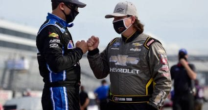 Stewart Friesen finishes ninth at Dover International Speedway