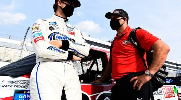 Todd Gilliland Drives No 38 Ford F 150 To Fourth Place Finish At Dover International Speedway.jpg