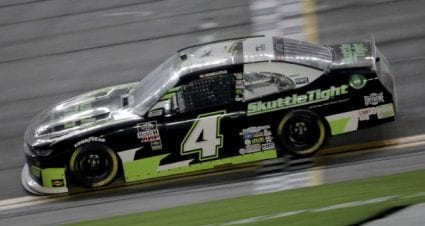 Jesse Little places 10th at Daytona International Speedway, secures first career top-10 finish