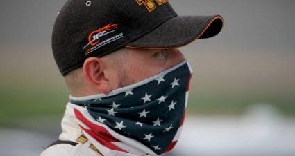 Michael Annett takes seventh at Daytona International Speedway