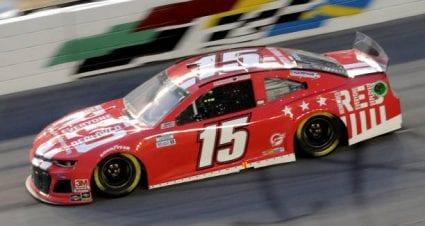Brennan Poole drives No. 15 Chevrolet Camaro to 15th-place finish at Daytona International Speedway