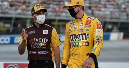 Penalty report: Crew chiefs for Nos. 14, 18 Cup Series teams suspended