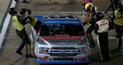 Gander Trucks title favorites find misfortune in Bristol playoff opener
