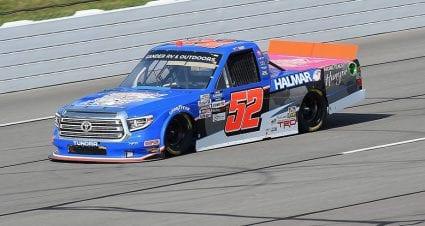 Two Gander Truck teams issued L1 penalties before Talladega race
