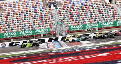 Xfinity elimination race raises the playoff stakes at Charlotte Roval