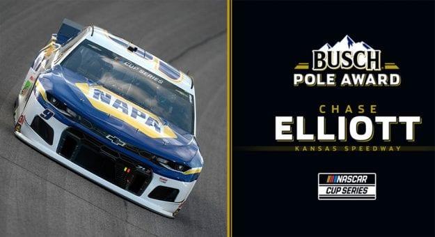 2020 Oct13 Chase Elliott Pole Main Image