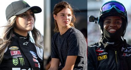 Paving the way: Award-winning women in NASCAR staking powerful claims