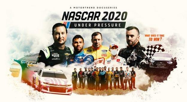 Nascar 2020 Under Pressure Mt Show Card 922x502