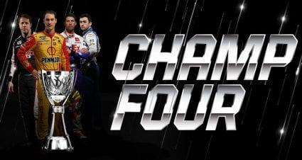 ADVANCING through the NASCAR Playoffs: Championship 4 set