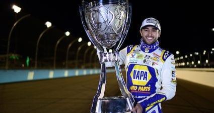 2020 NASCAR Awards to be broadcast on NBCSN on Nov. 18