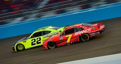 Three Xfinity Series teams fined for lug-nut infractions after Phoenix finale