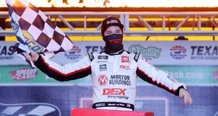 Harrison Burton returning to JGR's Xfinity program for 2021