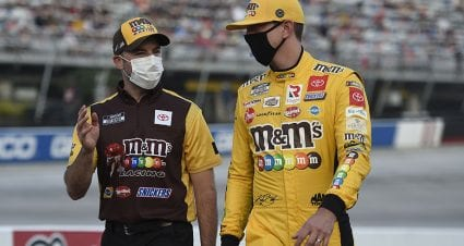 JGR sets crew chief lineups for 2021; Stevens-Busch duo split up