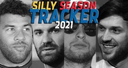 2021 NASCAR Cup Series Silly Season tracker