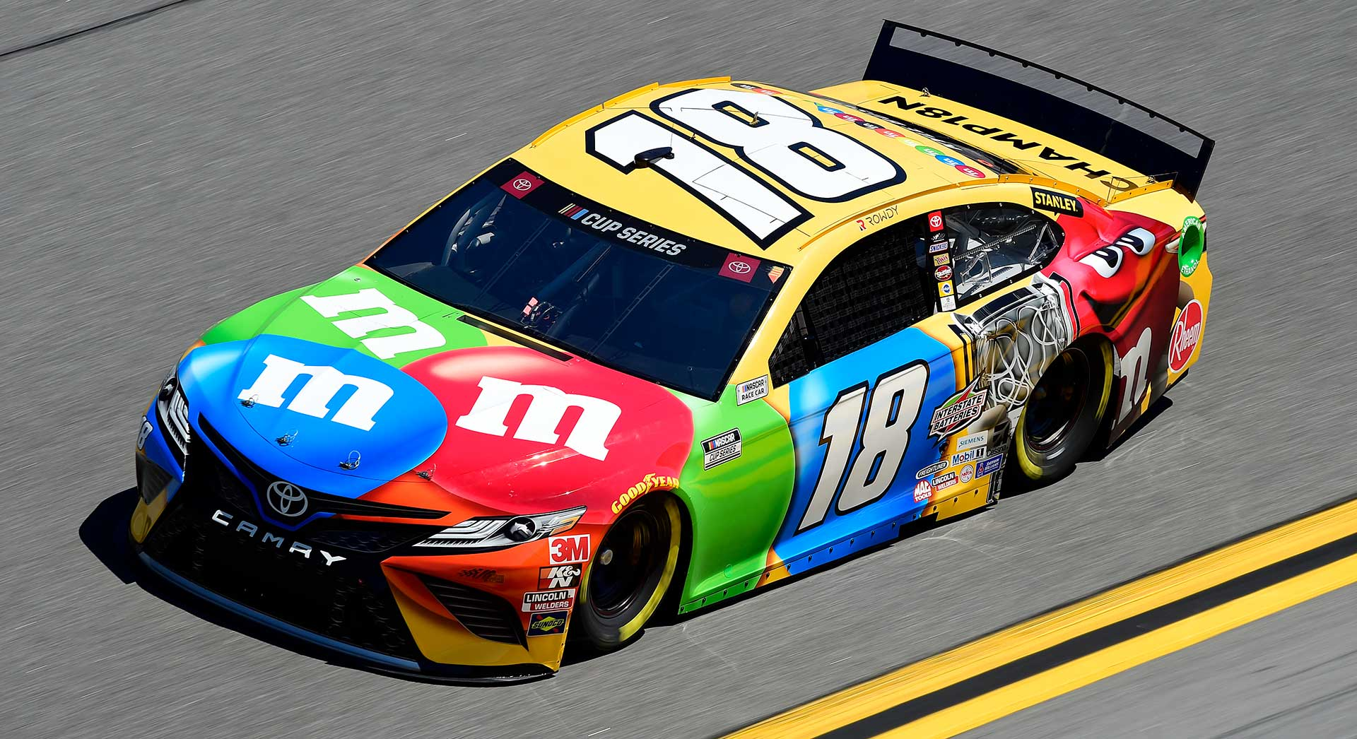 Kyle Busch 2020 paint schemes in review | NASCAR