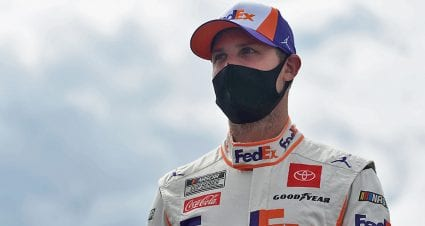 'The Google of race shops:' Denny Hamlin offers glimpse into 23XI Racing's growth, future