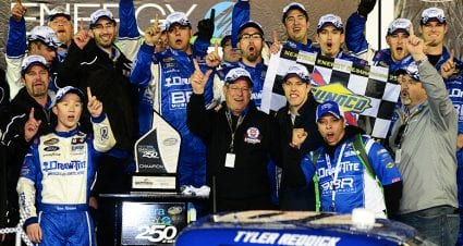 Brad Keselowski Racing drivers carry on former team's legacy with continued success across NASCAR