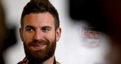 Corey LaJoie soaks in Spire's culture, stays bullish on team's growth for 2021