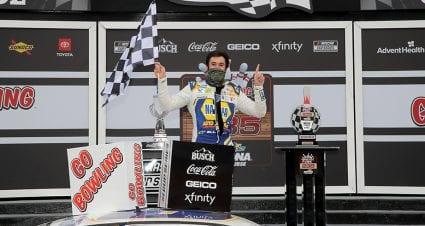 Chase Elliott set for 2021 Rolex 24 at Daytona