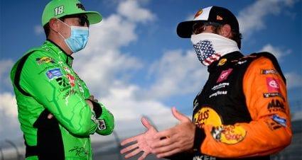 H2H: Which Joe Gibbs Racing driver will bounce back better — Kyle Busch or Martin Truex Jr.?