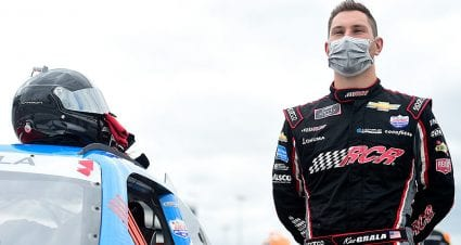 Kaulig Racing taps Kaz Grala for part-time Cup Series schedule, starting with Daytona 500
