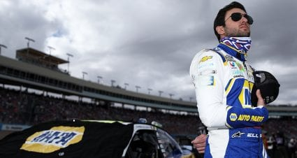Chase Elliott excited for 'cool challenge' of first Chili Bowl