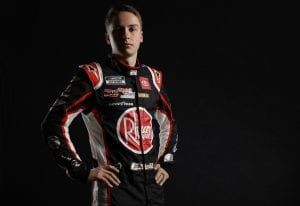 CHARLOTTE, NORTH CAROLINA - JANUARY 19: NASCAR driver Christopher Bell poses for a photo during the 2021 NASCAR Production Days at FOX Sports Studios on January 19, 2021 in Charlotte, North Carolina. (Photo by Jared C. Tilton/Getty Images) | Getty Images