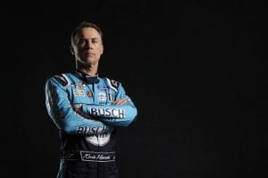 CHARLOTTE, NORTH CAROLINA - JANUARY 20: NASCAR driver Kevin Harvick poses for a photo during the 2021 NASCAR Production Days at FOX Sports Studios on January 20, 2021 in Charlotte, North Carolina. (Photo by Jared C. Tilton/Getty Images) | Getty Images