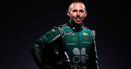 Ross Chastain aims to 'blend in more' at Cup Series level