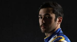 CHARLOTTE, NORTH CAROLINA - JANUARY 20: NASCAR driver Chase Elliott poses for a photo during the 2021 NASCAR Production Days at FOX Sports Studios on January 20, 2021 in Charlotte, North Carolina. (Photo by Jared C. Tilton/Getty Images) | Getty Images