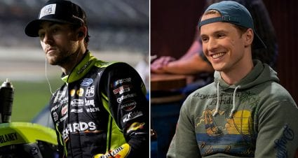 Ryan Blaney's acting chops receive rave reviews from 'The Crew' cast