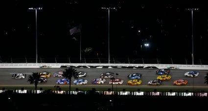 Starting lineup for 2021 Daytona 500