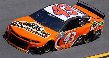 Nos. 19, 43 join rear-starters; RPM entry penalized for Daytona Road Course