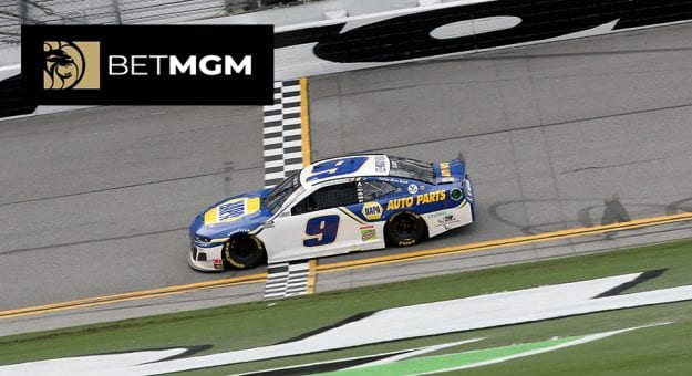 Chase Elliott Daytona Road Course BetMGM