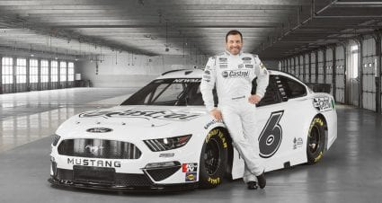 Roush Fenway Racing becomes first carbon neutral NASCAR team