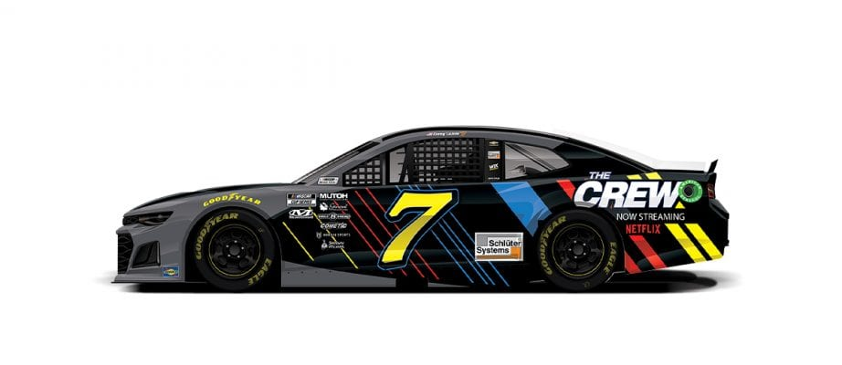 Paint Scheme Preview: 2021 Daytona Road Course
