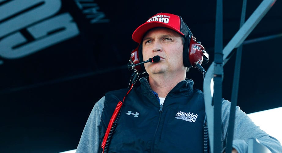 Steve Letarte to crew chief for Spire's No. 7 entry at Miami | NASCAR