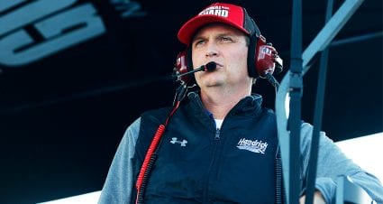 Letarte sees Spire crew-chief opportunity as 'more of a race-management role'