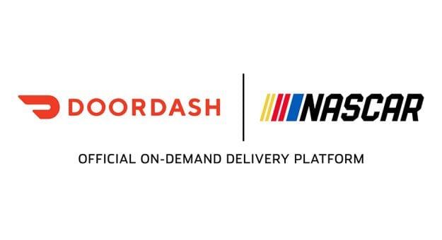 DoorDash NASCAR partnership